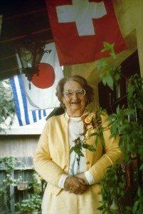 Dora Kalff c. 1985